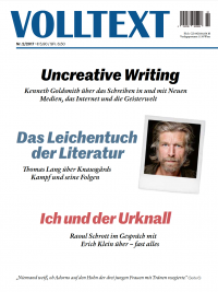 Volltext - Zeitschrift für Literatur