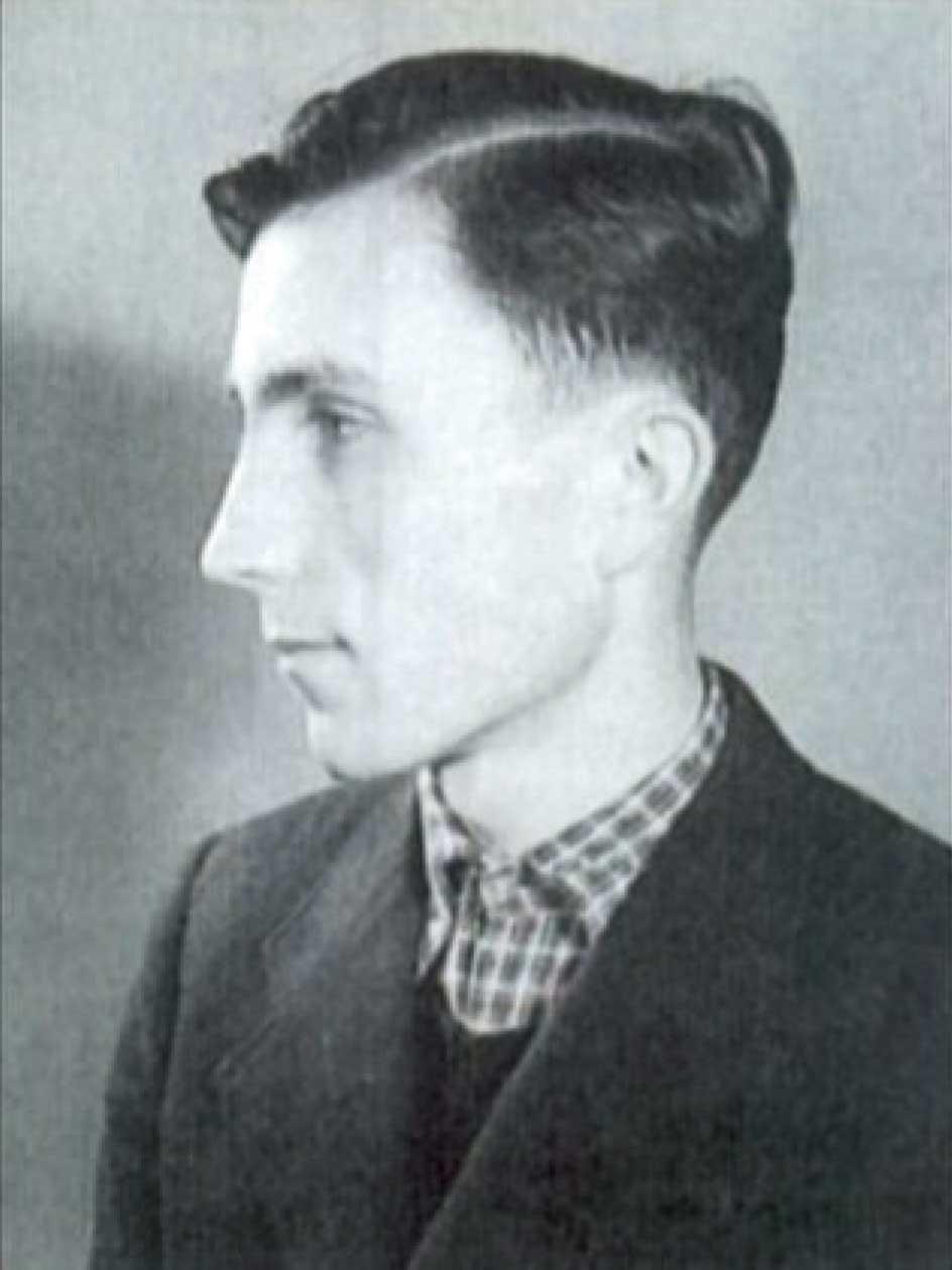 Niklas Luhmann als Luftwaffenhelfer 1943