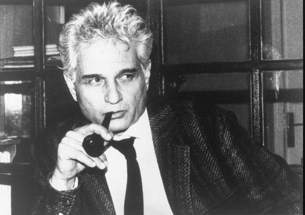 Jacques Derrida © Suhrkamp Verlag
