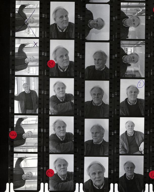 Hans Christoph Buch © Susanne Schleyer / Autorenarchiv.de