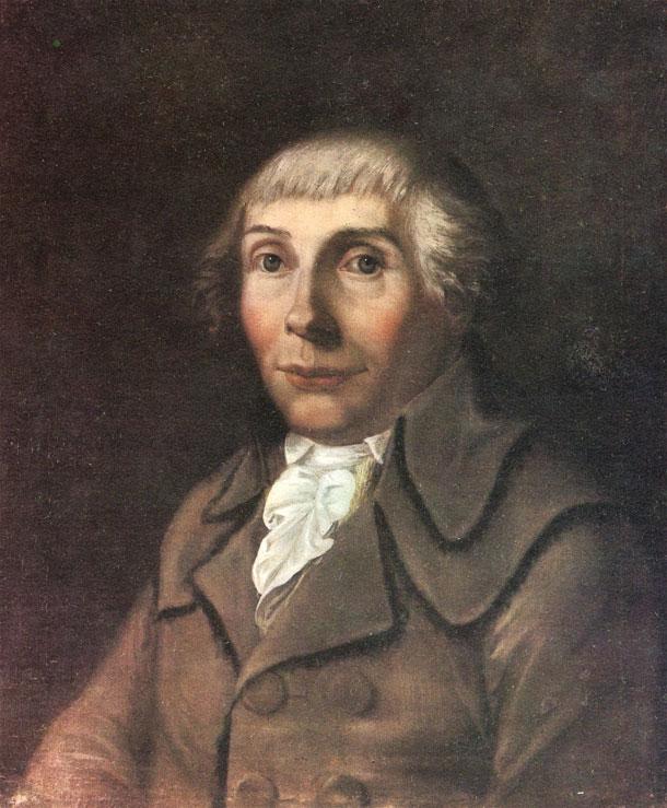 Karl Franz Jacob Heinrich Schumann: Karl Philipp Moritz