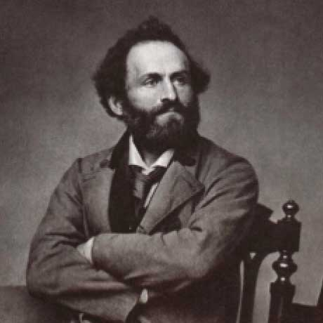 Friedrich Gerstäcker © Franz Hanfstaengl