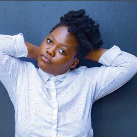 Koleka Putuma © Mawande Sobetho