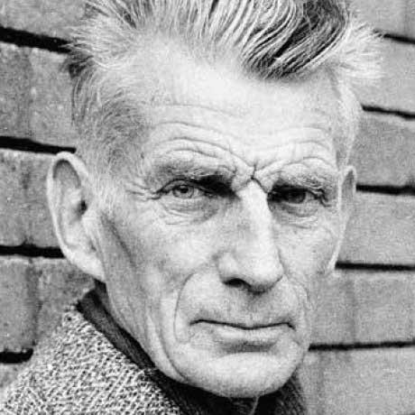 Samuel Beckett © Jerry Bauer