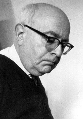 Theodor W. Adorno © Ilse Mayer-Gehrken/Suhrkamp Verlag