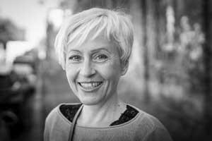 Ulrike Draesner © Dominik Butzmann / Laif