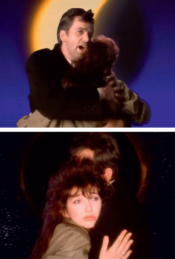 Peter Gabriel, Kate Bush