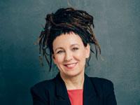 Olga Tokarczuk @ Lukas Giza