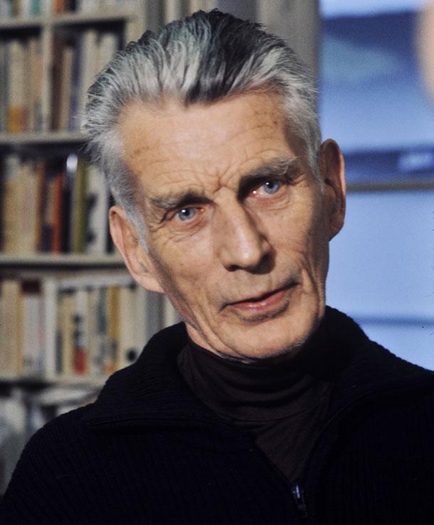 Samuel Beckett © Roger Pic