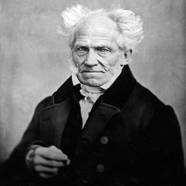 Arthur Schopenhauer © J. Schäfer