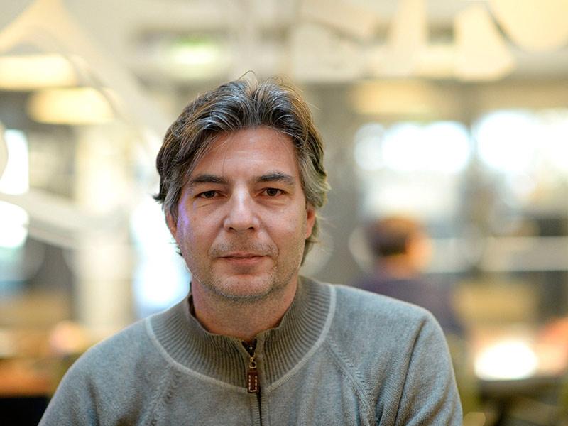 Stefan Gmünder © Matthias Cremer
