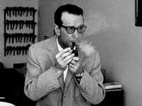 Georges Simenon © Erling Mandelmann