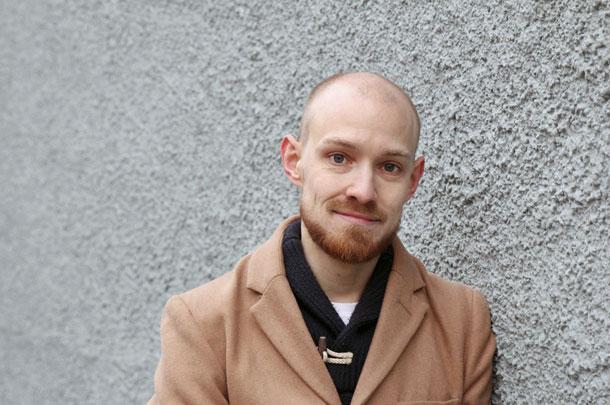 Daniel Mellem © Bogenberger Autorenfotos