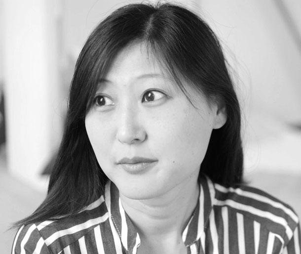 Anna Kim © EJ van Lanen
