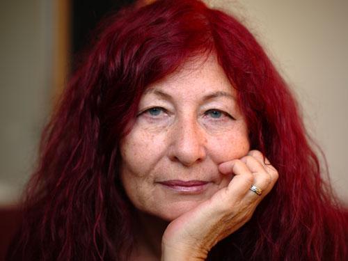 Margit Schreiner © Patricia Marchart